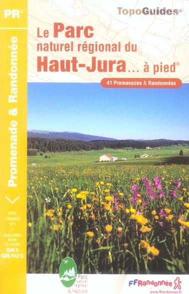 PARC DU HAUT-JURA A PIED 2006 - 39-01-25 - PR - PN15