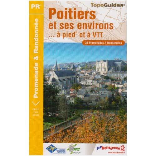 POITIERS ET SES ENVIRONS A PIED 2007 - 86-PR-P861