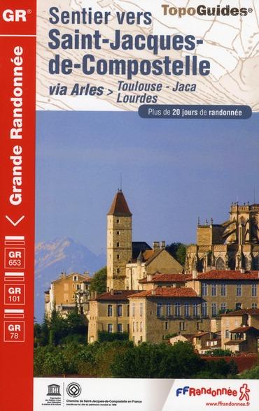 SAINT JACQUES TOULOUSE JACA 2010-31-32-65-64-ESP-GR-6534