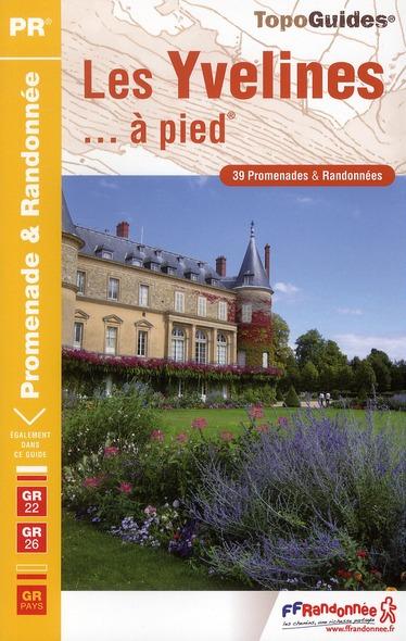 YVELINES A PIED 2011 - 78 - PR - D078