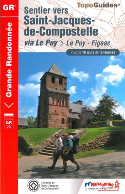 SAINT JACQUES LE PUY FIGEAC 2012 -43-48-12-46- GR - 651