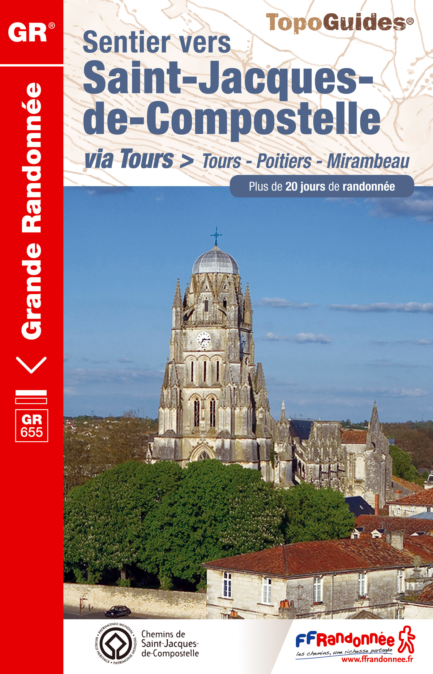 SAINT JACQUES TOURS MIRAMBEAU 2014-16-17-37-79-86 - GR -6552