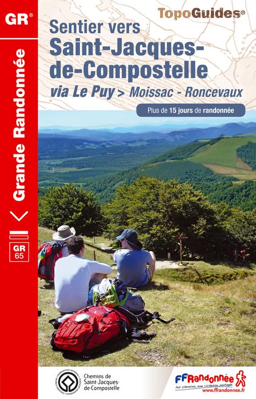 SAINT JACQUES MOISSAC-RONCEVAUX 2014-82-32-40-64-GR-653