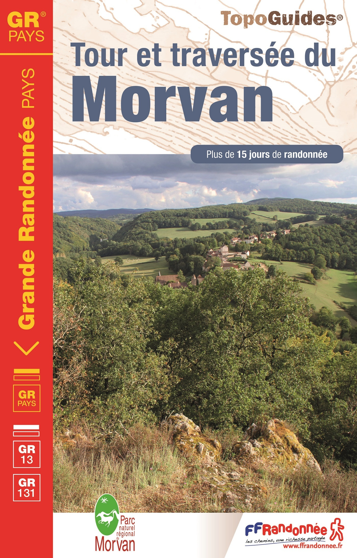 TOUR TRAVERSEE MORVAN NED 2017 - 21-89-58-71 - GR - 111