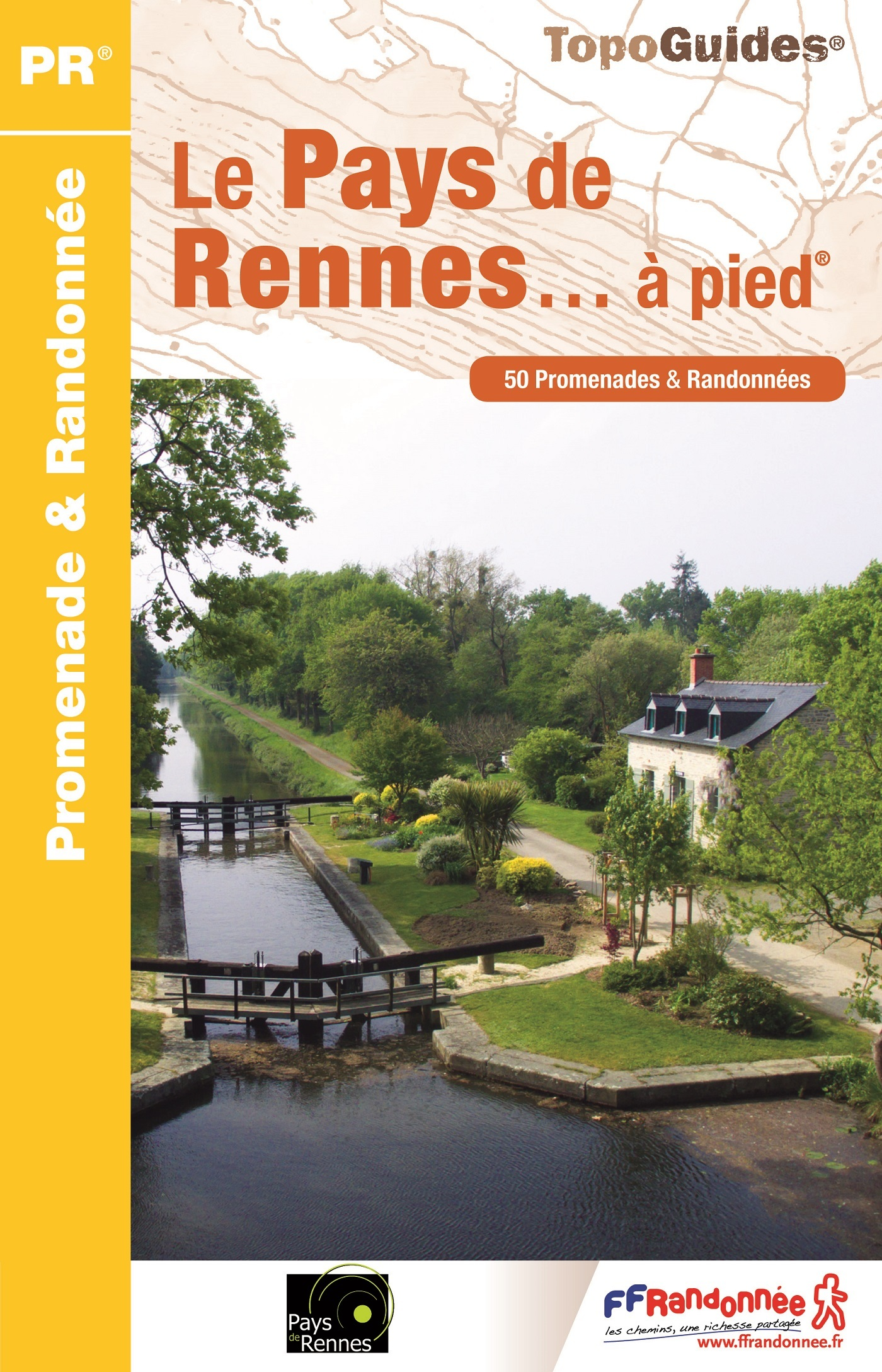 PAYS RENNES A PIED NED 2017 - 35 - PR - P352