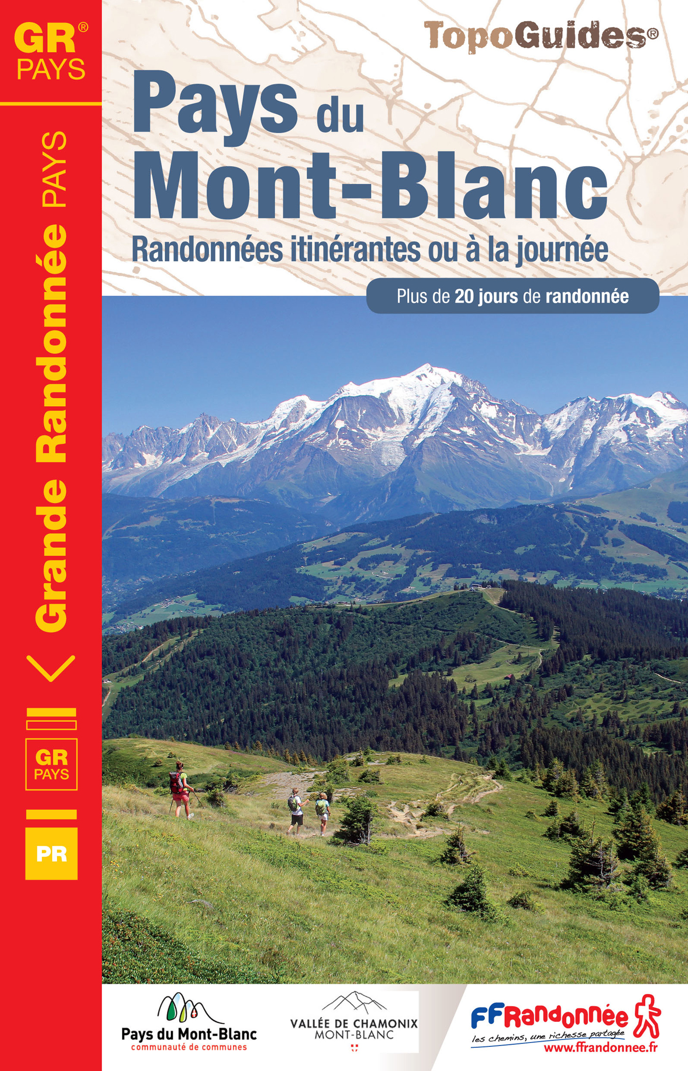 PAYS MONT BLANC NED 2017 - 74-SUI - GR - 044
