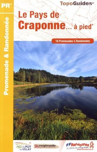 PAYS CRAPONNE A PIED NED 2017 - 43 - PR - P439