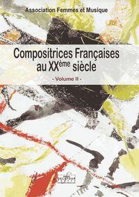 COMPOSITRICES FRANCAISES AU XXEME SIECLE - V2