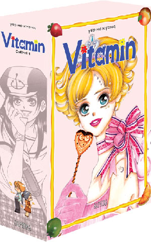 COFFRET VITAMIN 1-3