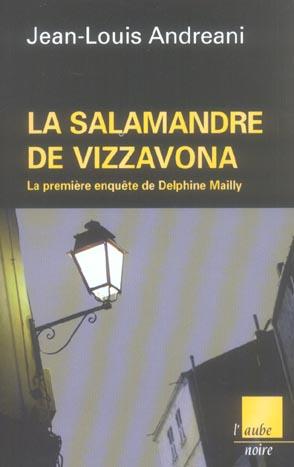 SALAMANDRE DE VIZZAVONA (LA)