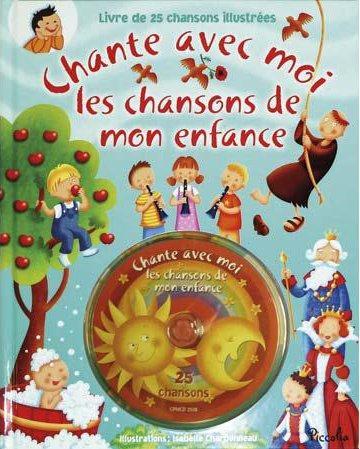 CHANTE AVEC MOI/LES CHANSONS DE MON ENFANCE