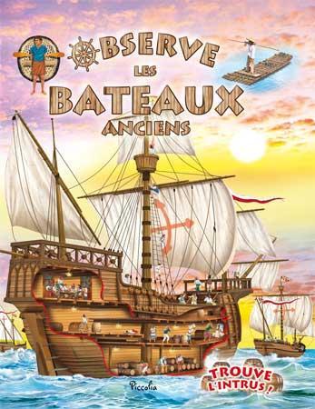 OBSERVE ET TROUVE/LES BATEAUX ANCIENS