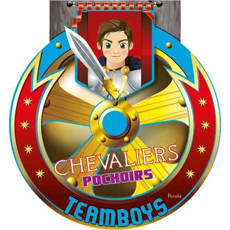 TEAMBOYS/CHEVALIERS POCHOIRS
