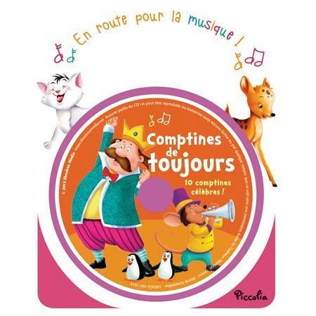 EN ROUTE POUR LA MUSIQUE !/COMPTINES DE TOUJOURS