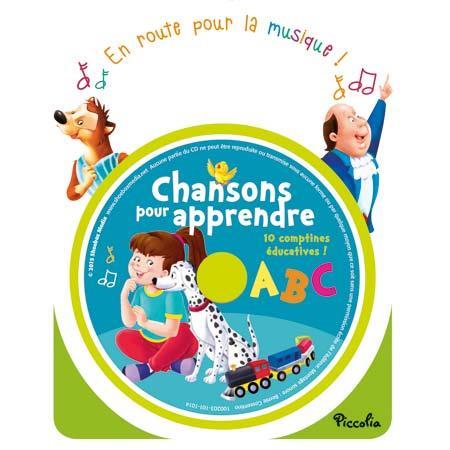 EN ROUTE POUR LA MUSIQUE !/CHANSONS POUR APPRENDRE