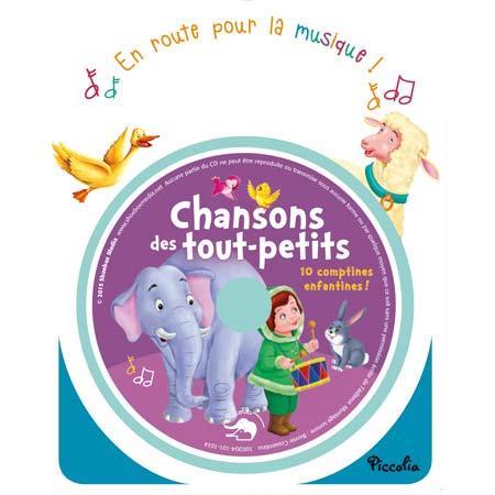 EN ROUTE POUR LA MUSIQUE !/CHANSONS DES TOUT-PETITS