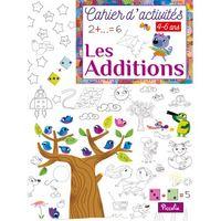 CAHIER D'ACTIVITES/LES ADDITIONS