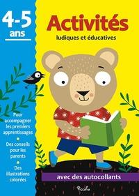 ACTIVITES LUDIQUES ET EDUCATIVES/ACTIVTES 4-5 ANS