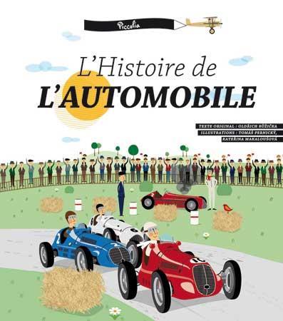 L'HISTOIRE DE L'AUTOMOBILE/L'HISTOIRE DE L'AUTOMOBILE