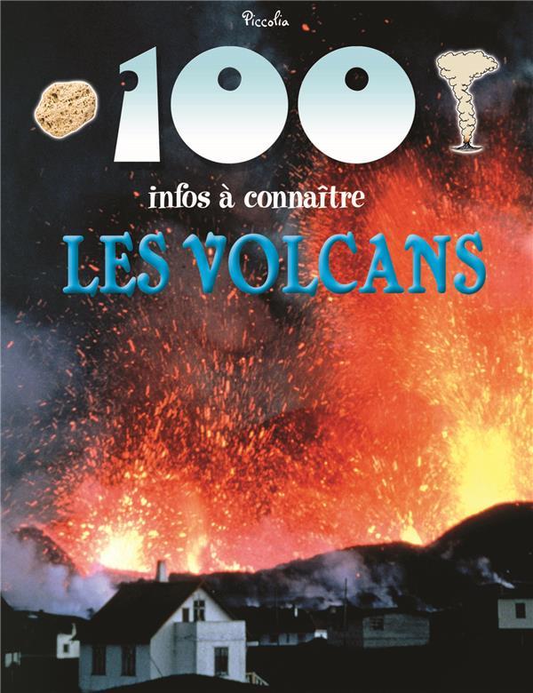 100 INFOS/LES VOLCANS - REPRINT/NEW PRIX