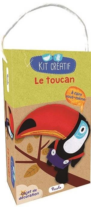 KIT ACTIVITES COUTURE/LE TOUCAN