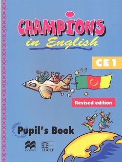 CHAMPIONS IN ENGLISH CE1 (EDITION REVISEE)