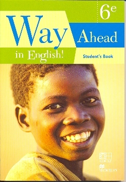 WAY AHEAD IN ENGLISH ! 6EME STUDENT'S BOOK CAMEROUN