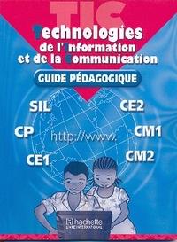 CHAMPION EN NTIC GUIDE PEDAGOGIQUE - T I C SIL CP CE1/CE2 CM1/CM2