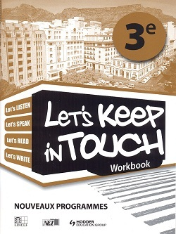 LET'S KEEP IN TOUCH 3E WORKBOOK RCI