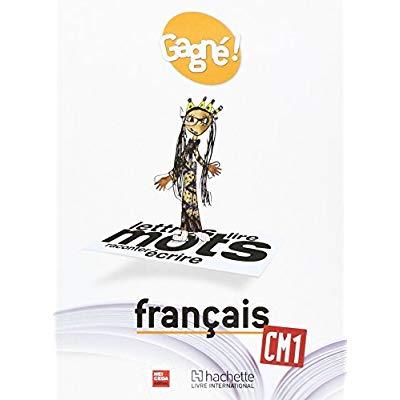 GAGNE ! FRANCAIS CM1 ELEVE - RCI