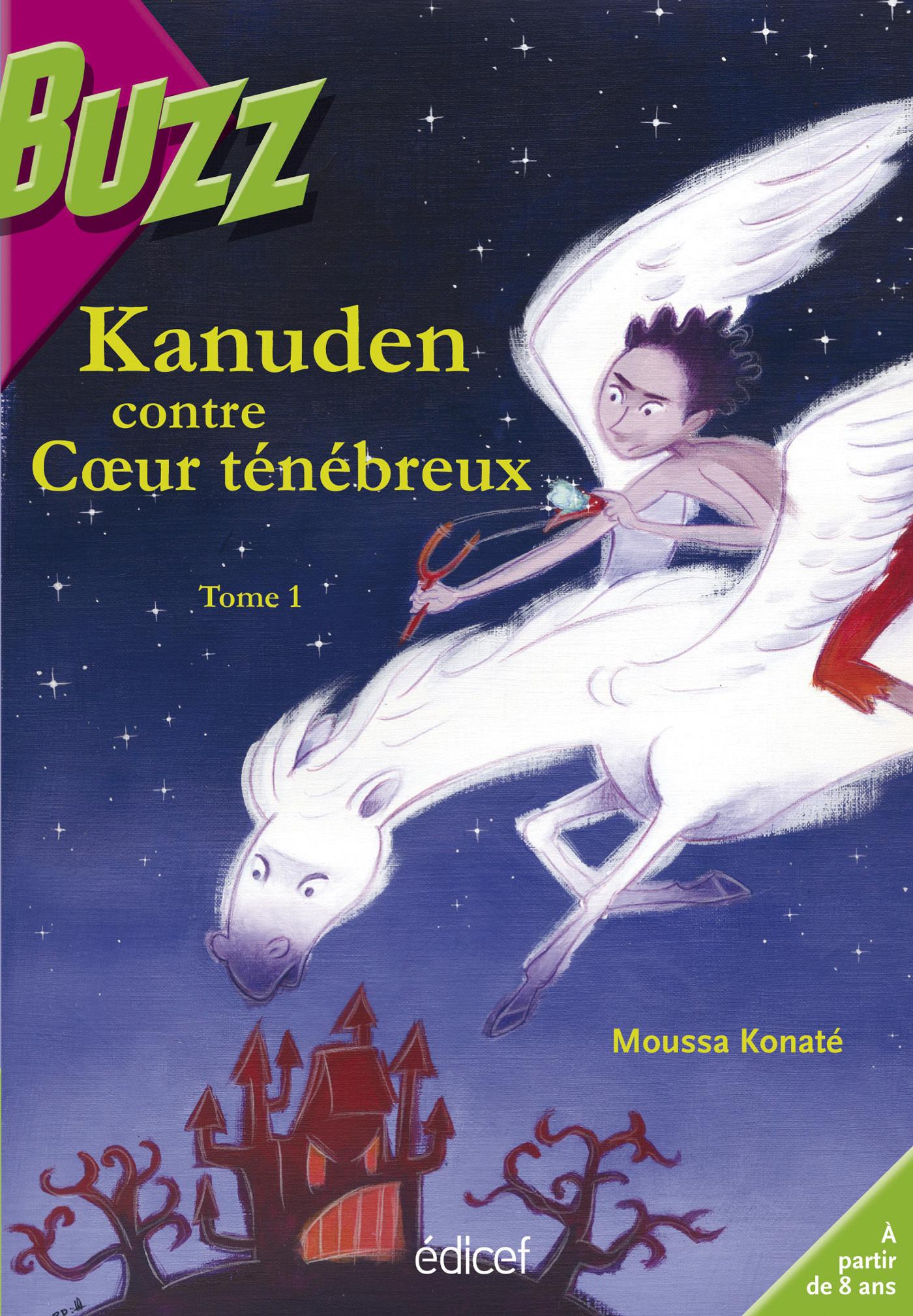KANUDEN CONTRE COEUR TENEBREUX TOME 1