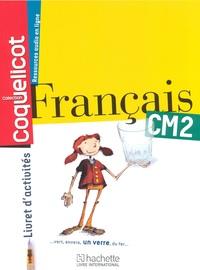 FRANCAIS CM2 LIVRET D'ACTIVITES