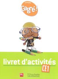 GAGNE ! FRANCAIS CE1 LIVRET D'ACTIVITES - RCI