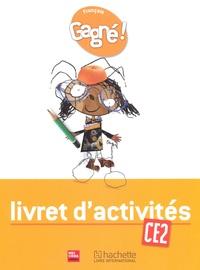 GAGNE ! FRANCAIS CE2 LIVRET D'ACTIVITES - RCI