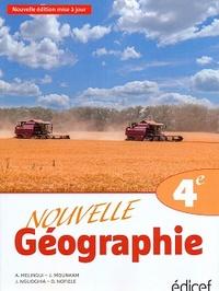 NOUVELLE GEOGRAPHIE 4E ELEVE