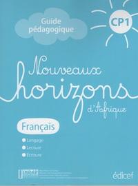 NOUVEAUX HORIZONS D'AFRIQUE FRANCAIS CP1 GUIDE PEDAGOGIQUE CONGO BRAZZA - SUITE HORIZONS D'AFRIQUE