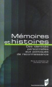 MEMOIRES ET HISTOIRES