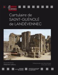 CARTULAIRE DE L ABBAYE SAINT GUENOLE DE LANDEVENNEC