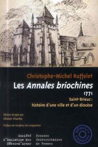 ANNALES BRIOCHINES 1771