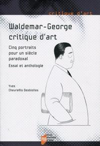 WALDEMAR-GEORGE CRITIQUE D ART