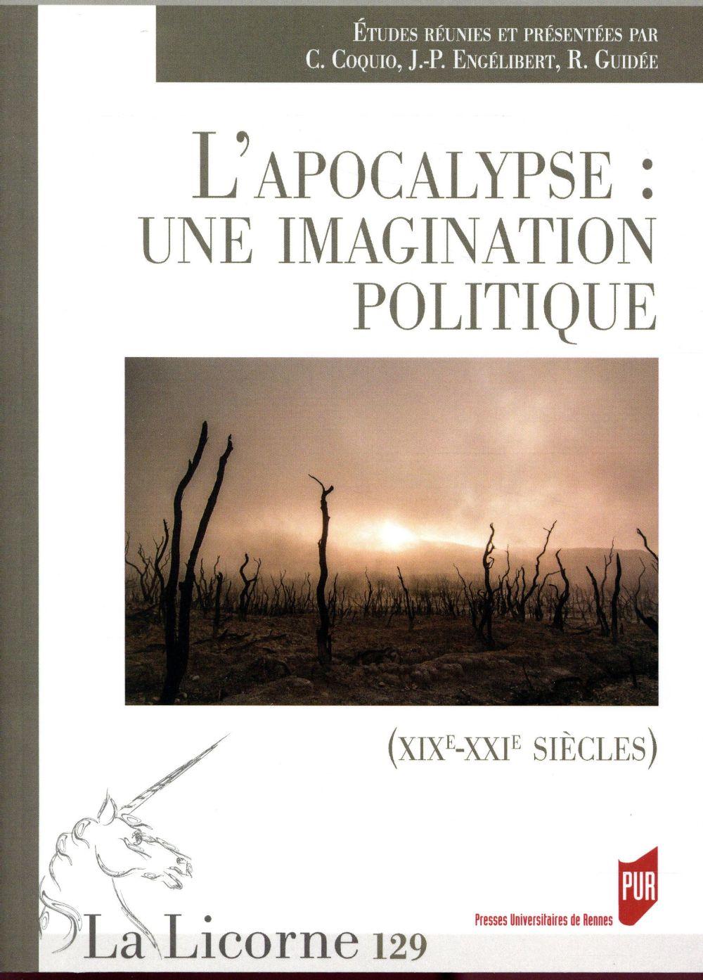 L APOCALYPSE UNE IMAGINATION POLITIQUE  N129