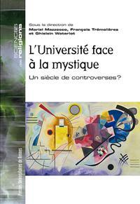 L UNIVERSITE FACE A LA MYSTIQUE