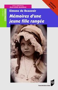 SIMONE DE BEAUVOIR, MEMOIRES D'UNE JEUNE FILLE RANGEE - AGREGATION DE LETTRES
