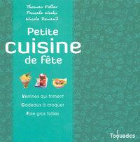 COFFRET - PETITE CUISINE DE FETE