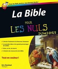 LA BIBLE POUR LES NULS JUNIORS