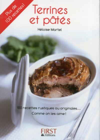 Petit livre de Terrines et pâtés