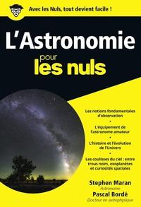 L'ASTRONOMIE POCHE POUR LES NULS