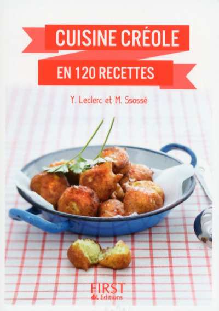 PETIT LIVRE DE - CUISINE CREOLE EN 120 RECETTES