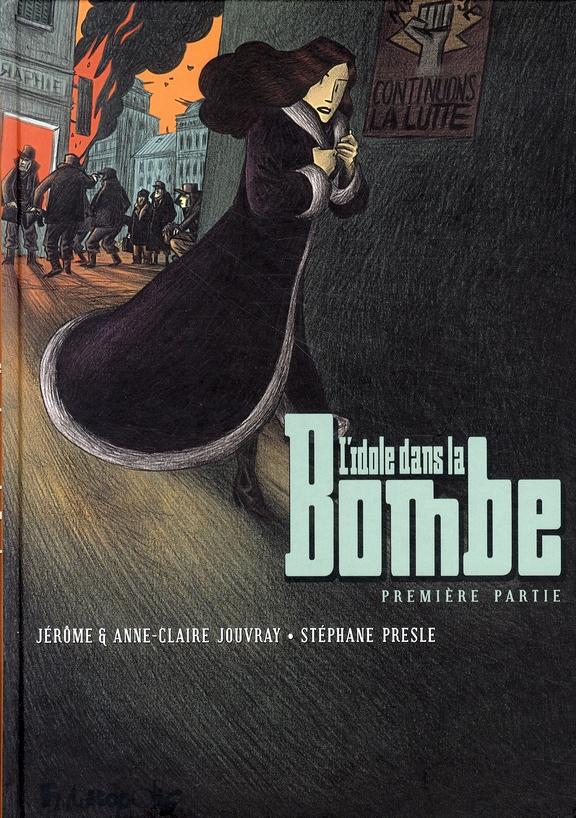 IDOLE DANS LA BOMBE (INTEGRALE) T1