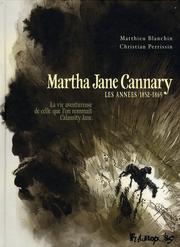 MARTHA JANE CANNARY T1